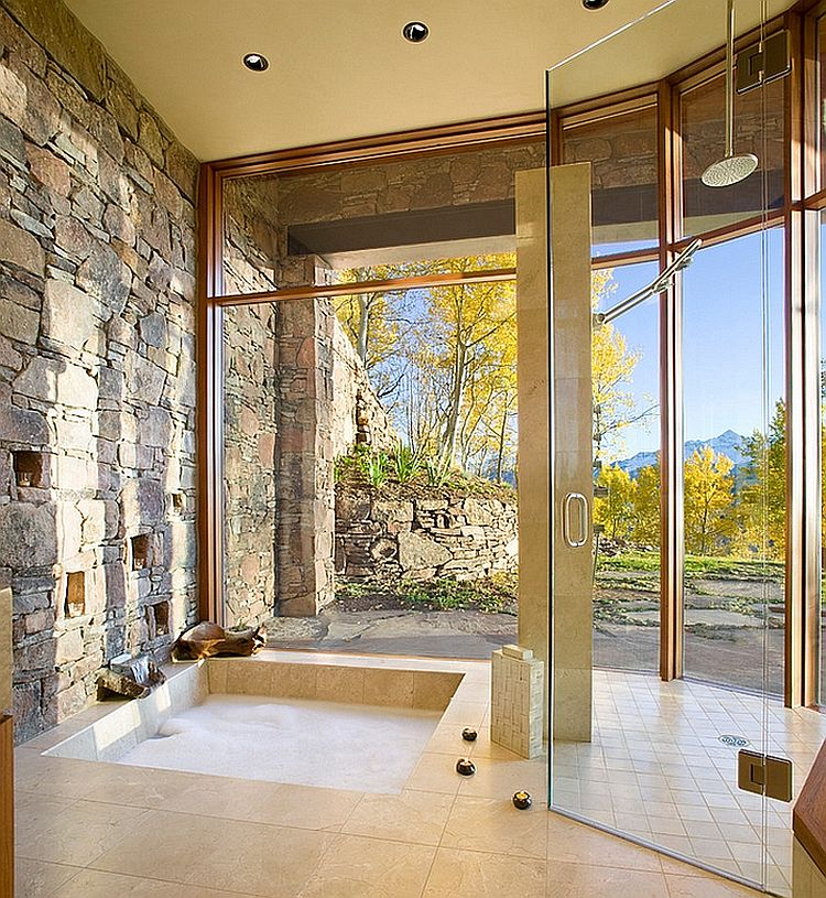 24-AD-Gorgeous-bathroom-with-natural-stone-wall-and-sunken-tub