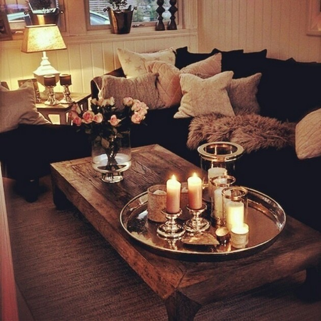20 Super Modern Living Room Coffee Table Decor Ideas That Will