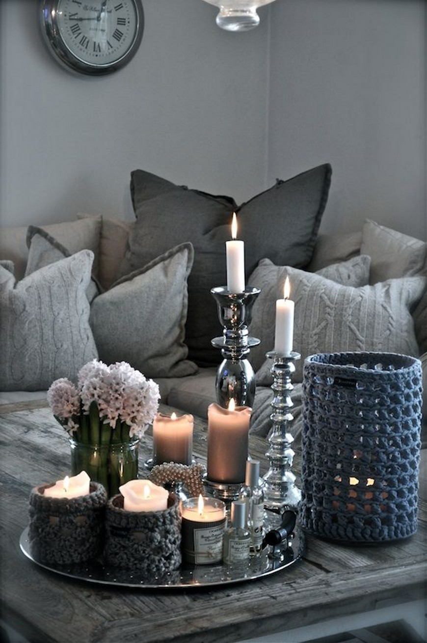 Excellent Centerpiece Ideas For Living Room Table Decoration