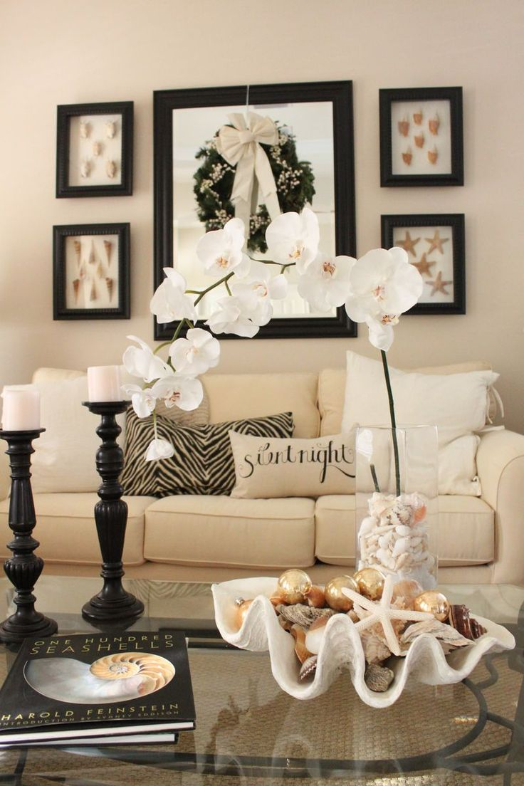 20 super modern living room coffee table decor ideas that for Room ornaments