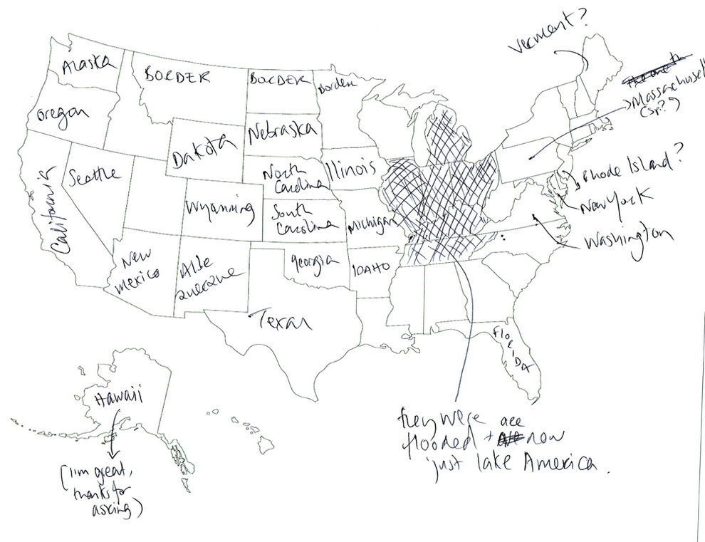 We Asked Brits To Label The United States Again, Because ...