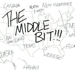 We Asked Brits To Label The United States Again, Because It's A Thanksgiving Tradition