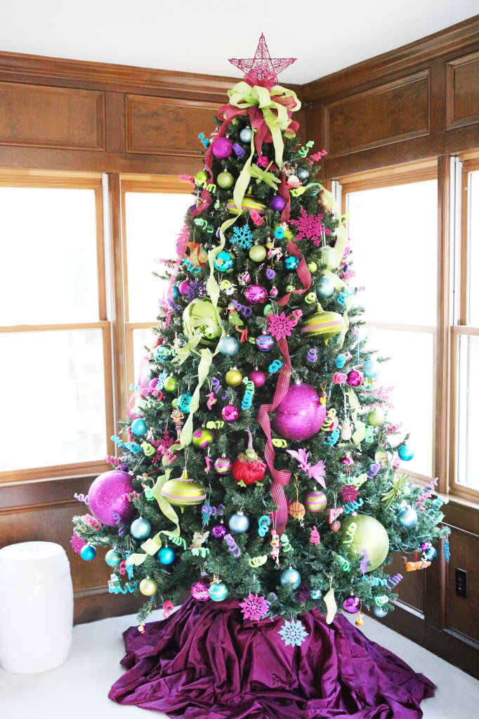 ad christmas tree ideas for an unforgettable holiday - Christmas Tree Color Themes