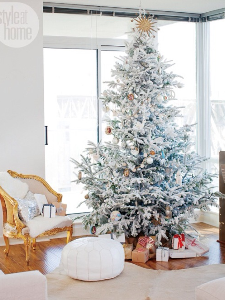 30 Christmas Tree Ideas For An Unforgettable Holiday | Architecture ...