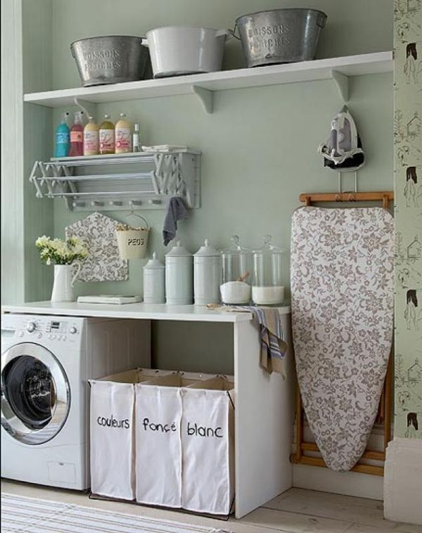 AD Clever Laundry Room Design Ideas 13