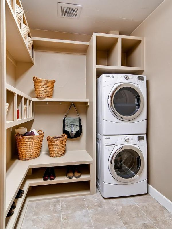 60 Clever Laundry Room Design Ideas To