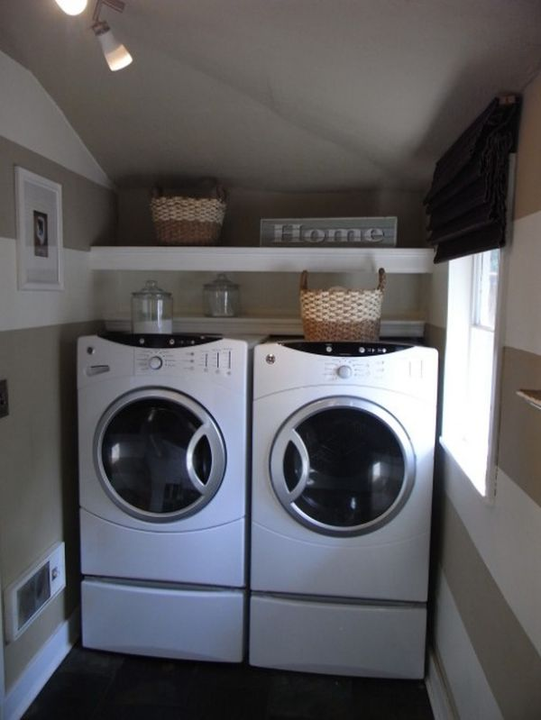 AD Clever Laundry Room Design Ideas 17
