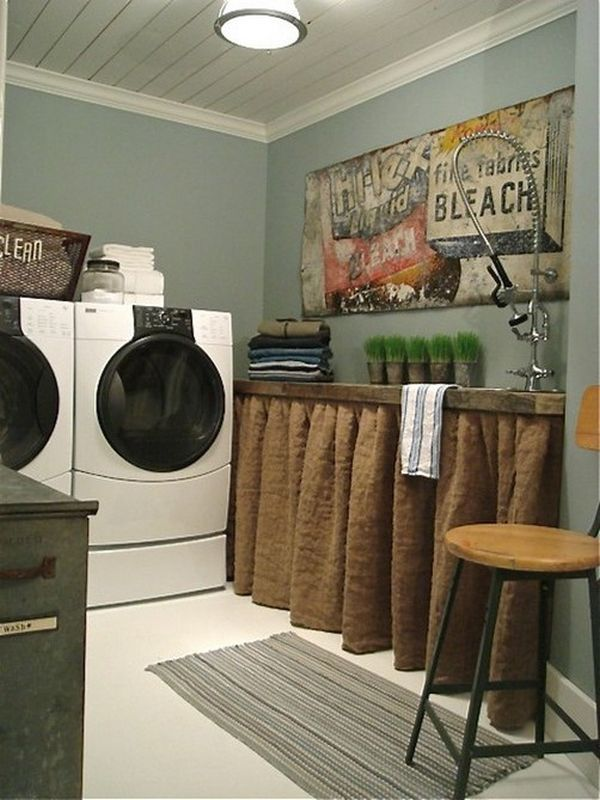 AD Clever Laundry Room Design Ideas 20