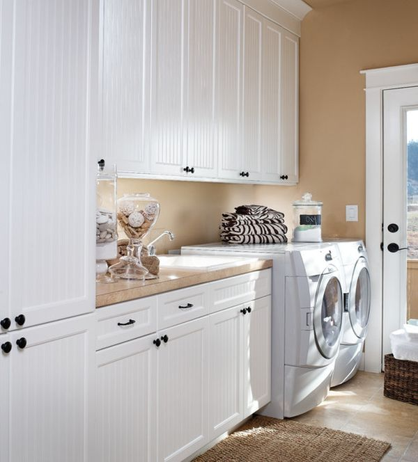 Kitchen Utility Room Layout: 60 Clever Laundry Room Design Ideas To Inspire You