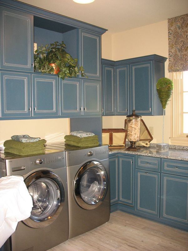 AD Clever Laundry Room Design Ideas 34