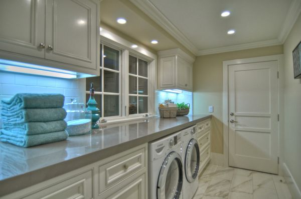 AD Clever Laundry Room Design Ideas 39