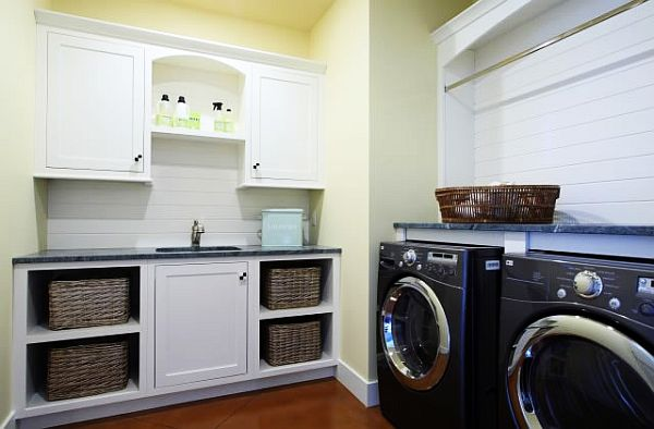 Laundry Room Cabinet Ideas 60 clever laundry room design ideas to inspire you | architecture