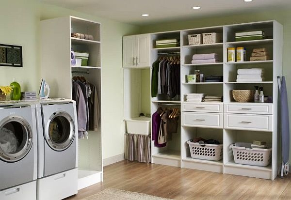 AD Clever Laundry Room Design Ideas 57