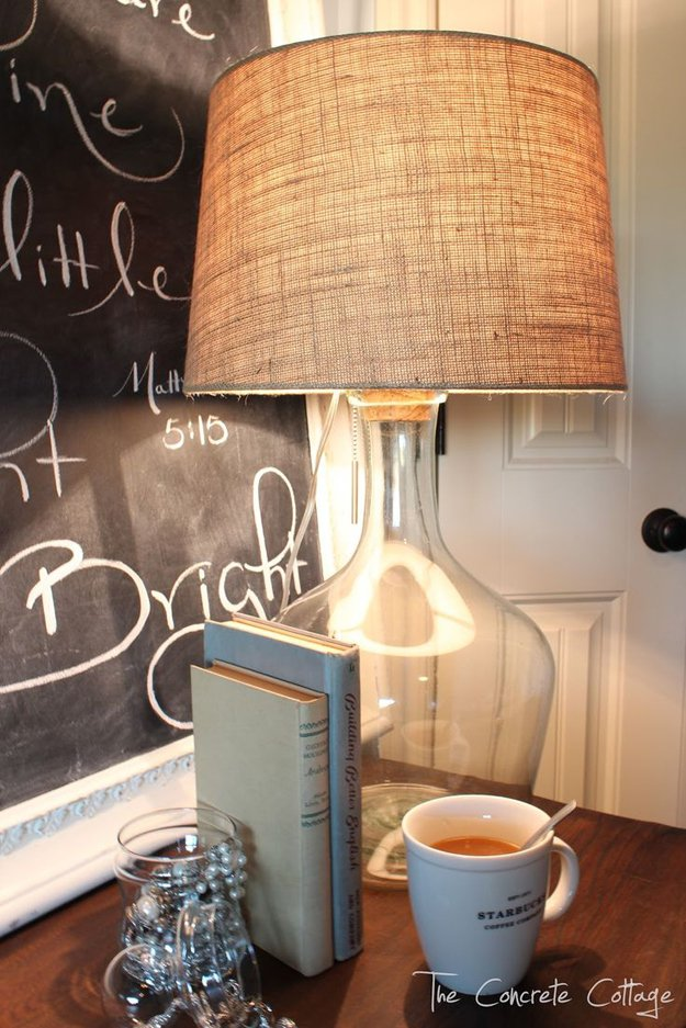 Lampshade from Leggings diy craft crafts craft ideas instructions easy crafts diy ideas diy crafts easy diy how to home crafts diy lighting home decorations Turn Leggings Into A Lampshade! For small lamps only, but what a great idea.