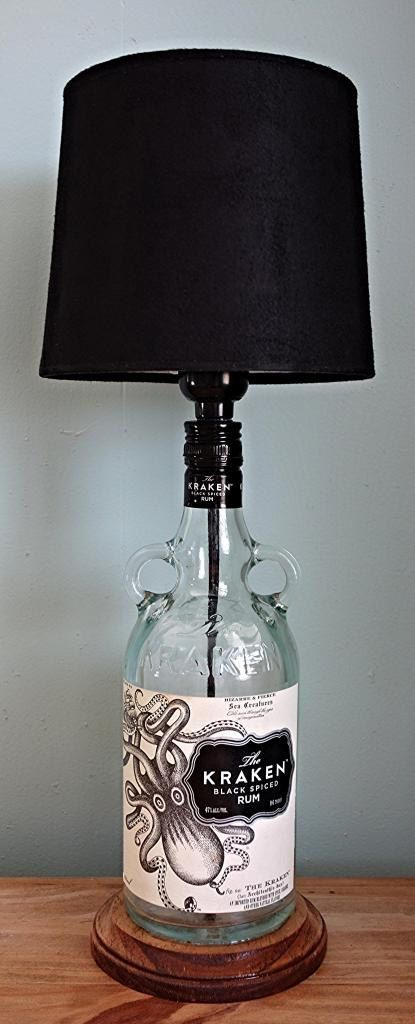 25 diy bottle lamps decor ideas that will add uniqueness