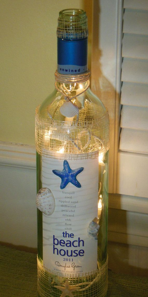Cute Diy Home Decor Ideas: 25+ DIY Bottle Lamps Decor Ideas That Will Add Uniqueness