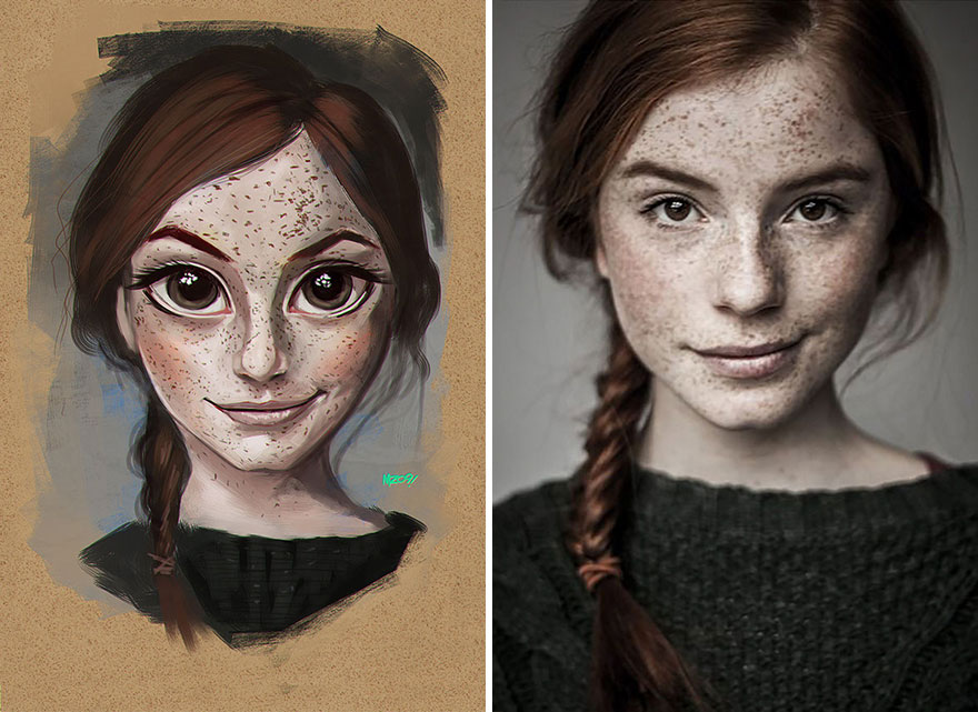 AD-Digital-иллюстрации-Люди-портреты-Хулио-Сезар-11