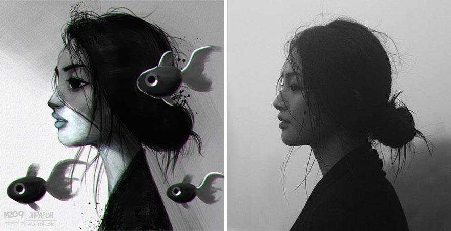 AD-Digital-иллюстрации-Люди-портреты-Хулио-Сезар-12