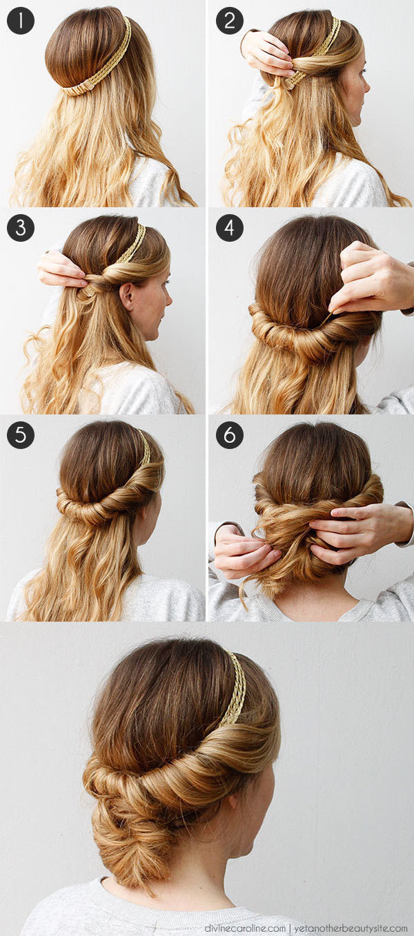 20 Easy Hairstyles For Women Who've Got No Time, #7 Is A Game ...