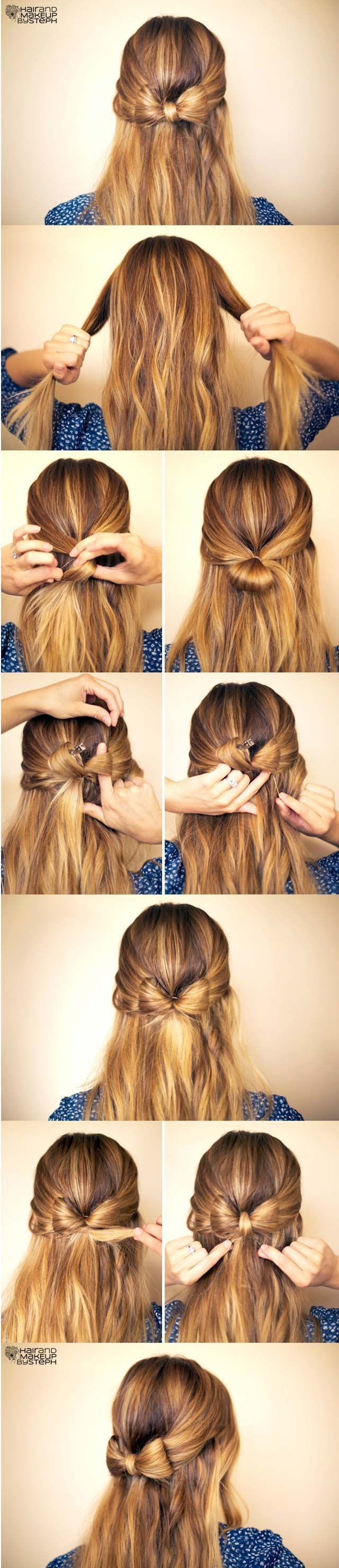 AD-Easy-Hairstyles-For-Women-Who-Have-Got-No-Time-12