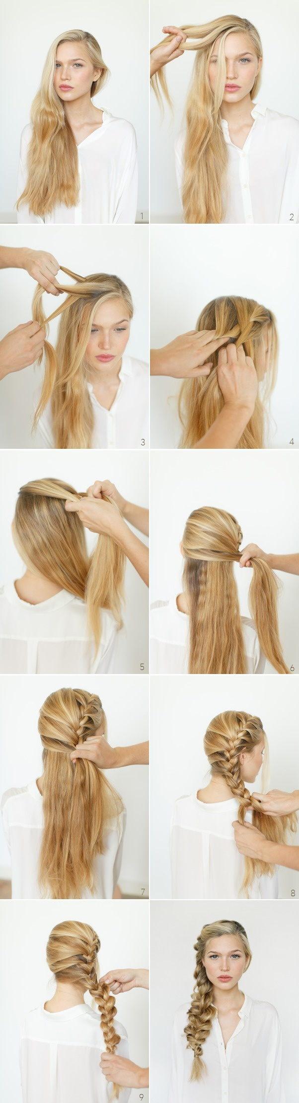 20 Easy Hairstyles For Women Who\'ve Got No Time, #7 Is A Game ...