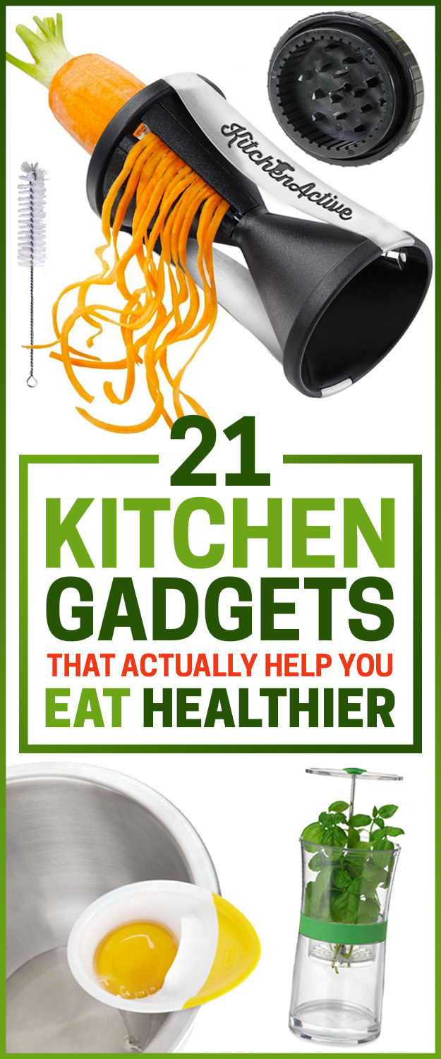 21 Kitchen Gadgets That Actually Help You Eat Healthier Architecture Design
