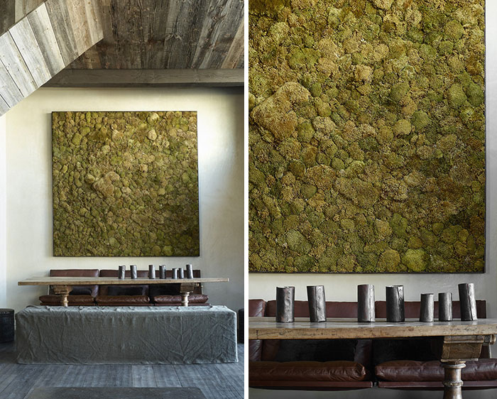Moss Walls The Interior Design Trend That Turns Your Home Into A Forest Architecture Amp Design