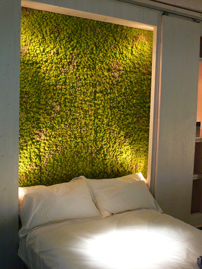 Ad Moss Walls Green Interior Design Trend 09