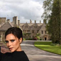 David And Victoria Beckham Are Reportedly Buying The Most Expensive Country Home In The UK For $41 Million