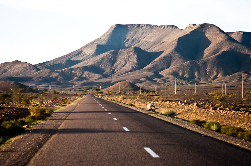 On the Road to Ouarzazate