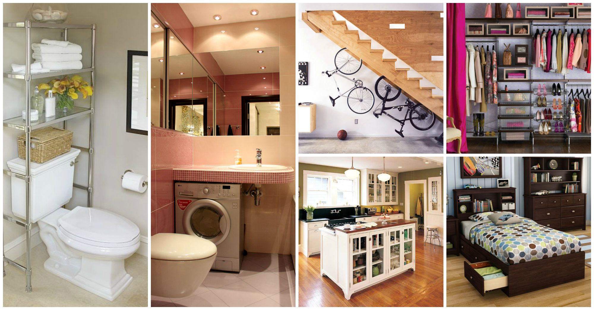 House Hacks To Maximize Your Space