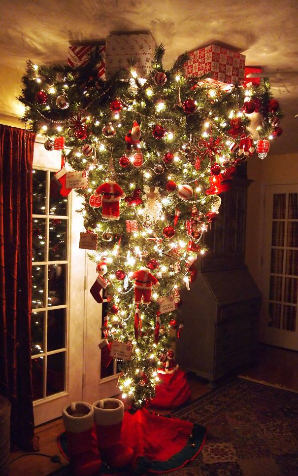 Creative Christmas Trees Ideas.100 Of The Most Creative Diy Christmas Trees Ever