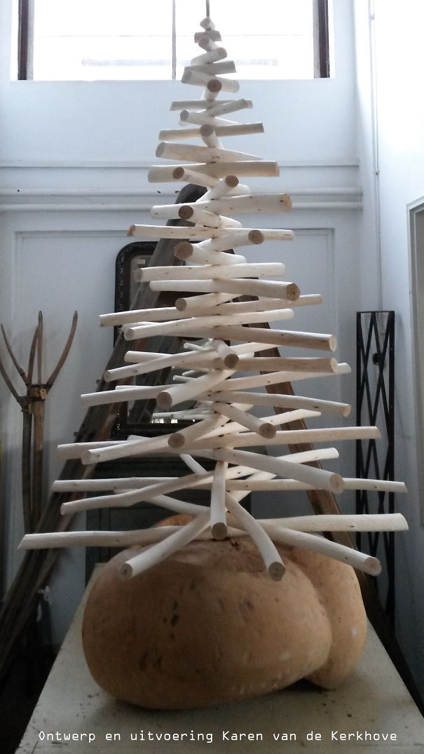 100 Of The Most Creative Diy Christmas Trees Ever