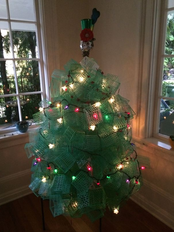 100 Of The Most Creative Diy Christmas Trees Ever Architecture