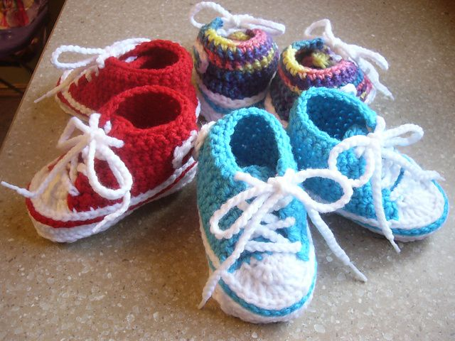 45 Adorable And FREE Crochet Baby Booties Patterns | Architecture ...