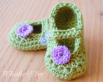 AD-Adorable-And-FREE-Crochet-Baby-Booties-Patterns-05