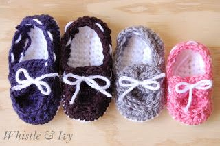 AD-Adorable-And-FREE-Crochet-Baby-Booties-Patterns-14