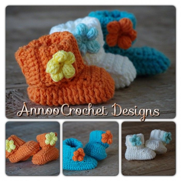 AD-Adorable-And-FREE-Crochet-Baby-Booties-Patterns-25