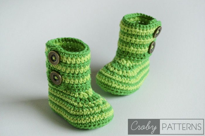 45 Adorable And Free Crochet Baby Booties Patterns Architecture