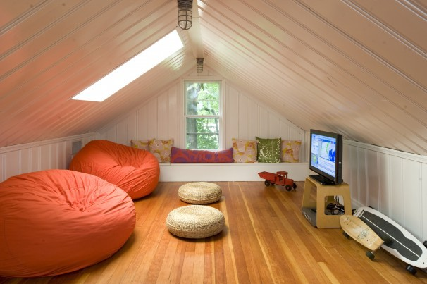 small attic bedrooms cleverly increase living space by use of 13190