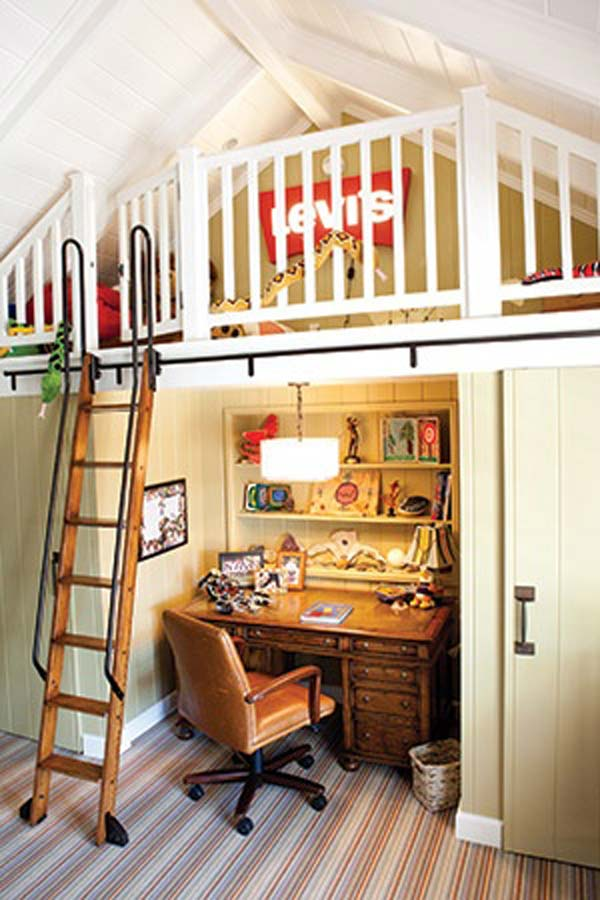 Attic Room: Cleverly Increase Living Space By Making Use Of Unused