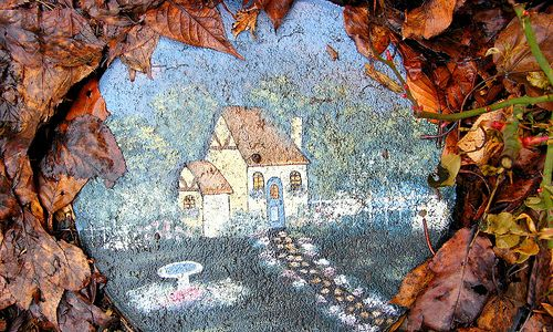AD-Beautiful-DIY-Stepping-Stone-Ideas-To-Decorate-Your-Garden-28