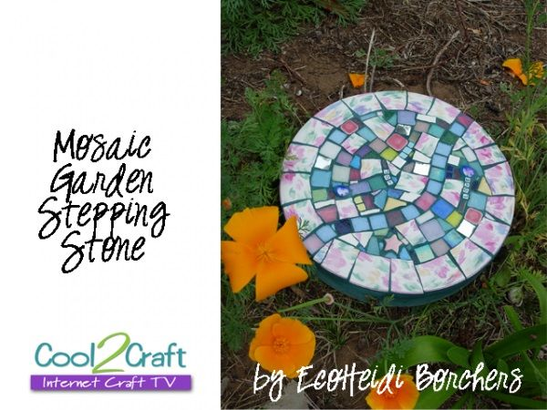 Mosaic Garden Stepping Stones 30 beautiful diy stepping stone ideas to decorate your garden ad beautiful diy stepping stone ideas to decorate workwithnaturefo