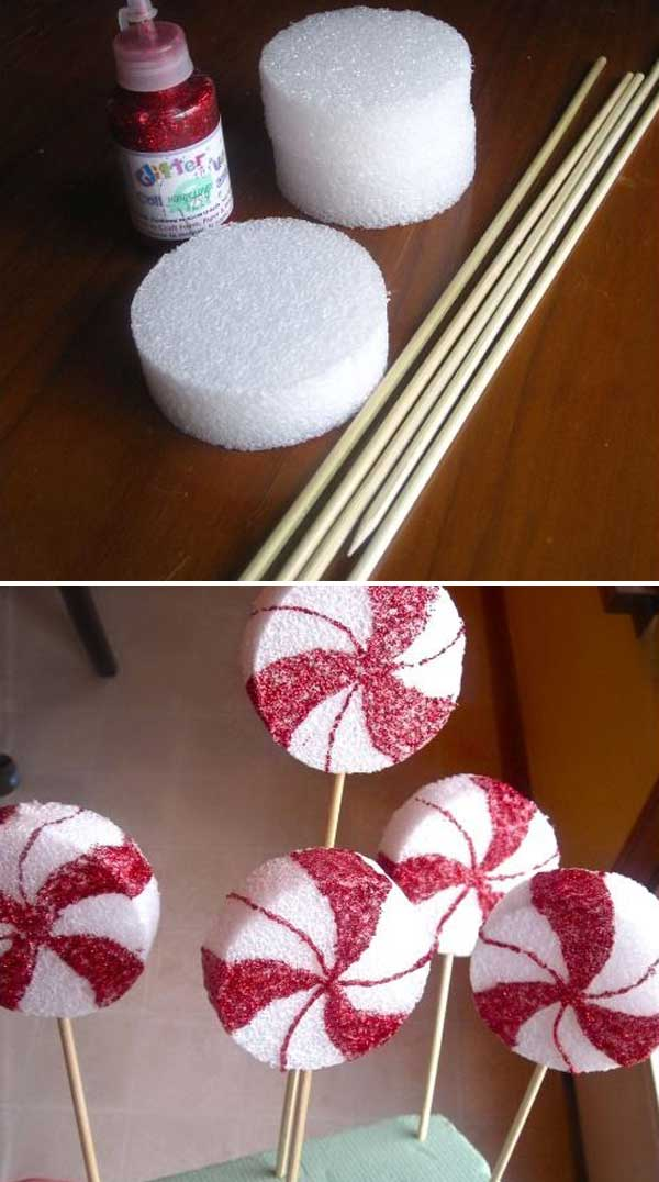 diy christmas decor 35 creative diy decorations you can make in 436