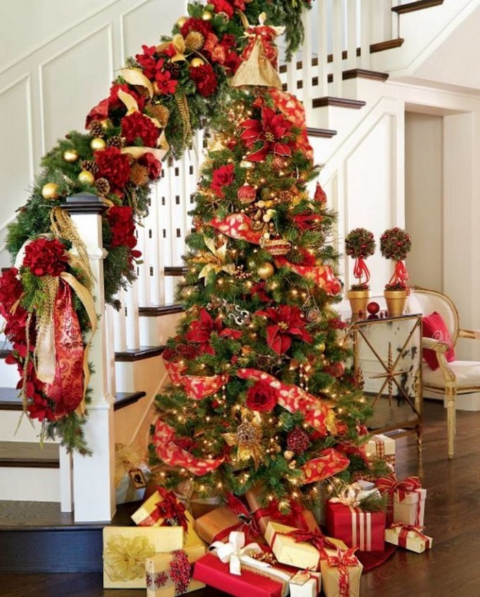 The most colorful and sweet christmas trees and for Christmas tree lights decorating ideas