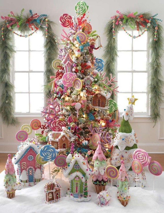 AD-Colorful-And-Sweet-Christmas-Tree-Decorating-Ideas-11