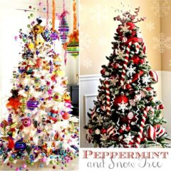 The Most Colorful And Sweet Christmas Trees And Decorations You Have Ever Seen