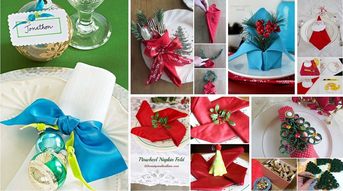 Portfolio architecture design for Christmas table cover ideas