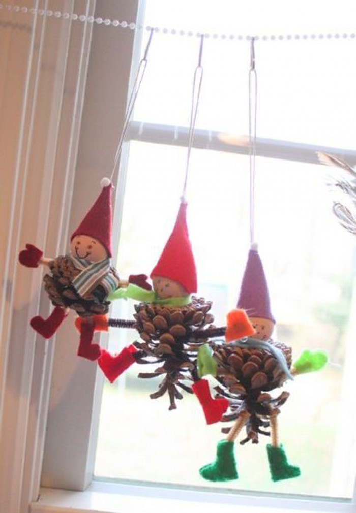 Felt Christmas Decoration