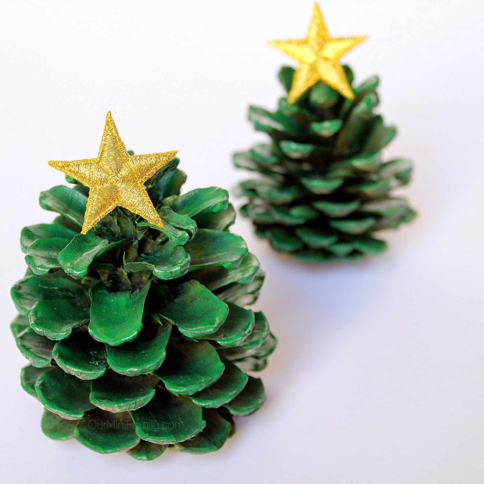 40+ Creative Pinecone Crafts For Your Holiday Decorations ...